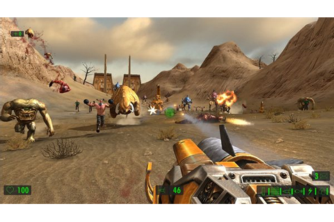 Serious Sam 2: The Second Encounter PC Game Free Download ...