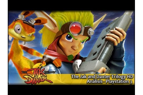 The Jak and Daxter HD Trilogy [Análisis] - YouTube