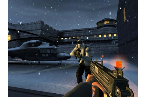 Five Best James Bond 007 Video Games - Mandatory