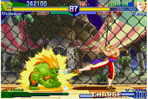 Street Fighter Alpha 3 Free Download For PC - Games WORLD