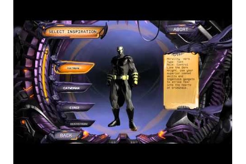 DC Universe Online The Path of Legendary - character ...