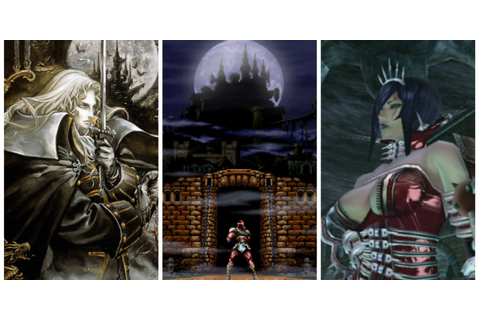 Castlevania: 8 Best (And 7 Worst) Games, Ranked | ScreenRant