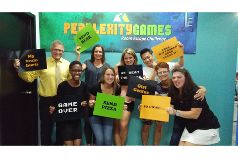 Photos for Perplexity Games Escape Room - Cleveland - Yelp