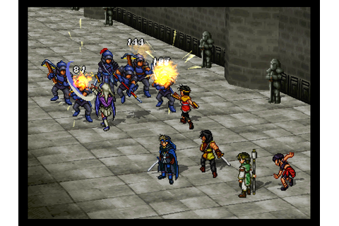 Suikoden Series | The RPG Square