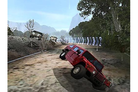 Hummer Badlands Review / Preview for Xbox (XB)