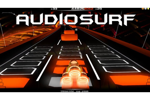 Audiosurf - YouTube