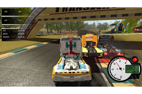 World Truck Racing Game - Free Download Full Version For PC
