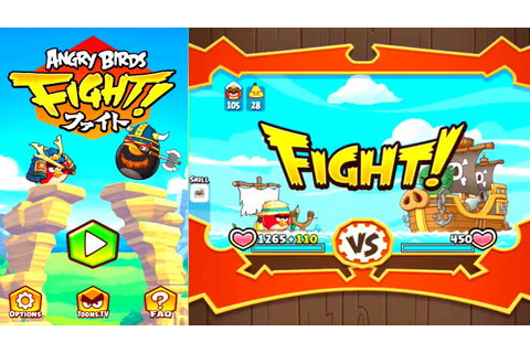 Let's Play Angry Birds Fight! #1 - First 15 Mins of Match ...