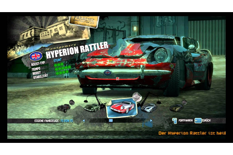Burnout Paradise - All Cars + Save Game [Full Hd 1080p ...