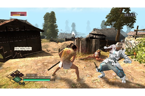 Comparing Way of the Samurai 3 to Way of the Samurai 4 ...