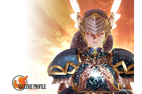 Game Review: Valkyrie Profile – I Do Give An F