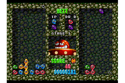 Dr. Robotnik's Mean Bean Machine Game Download | GameFabrique