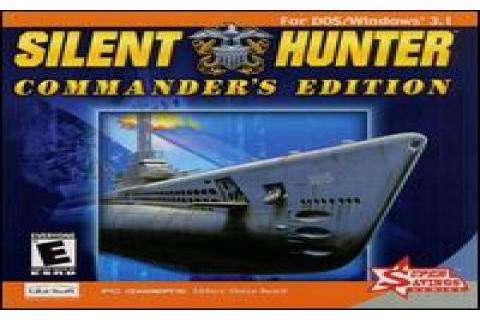 Silent Hunter Commander's Edition download PC