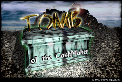 The Tomb of the TaskMaker (Video Game) - TV Tropes