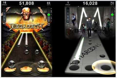 Tap Tap Revenge 3 – an Iphone Game Review - AppleRepo.com
