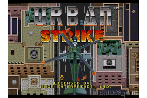 Urban Strike. Download and Play Urban Strike Game - Games4Win