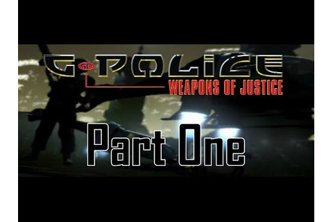 G-Police Weapons of Justice Walkthrough - G Police 2 Part ...