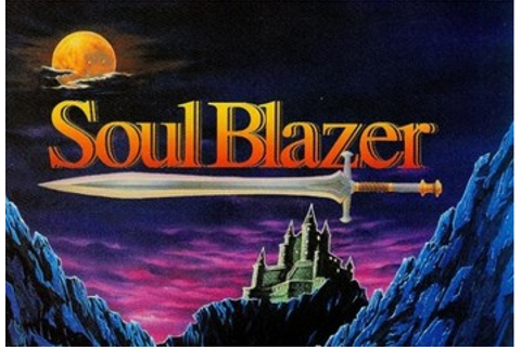 SoulBlazer (Video Game) - TV Tropes