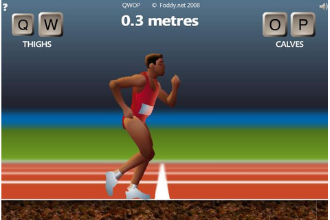QWOP Unblocked Game, Play Online Running Game at ToG