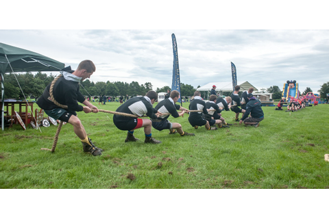 Stonehaven Highland Games