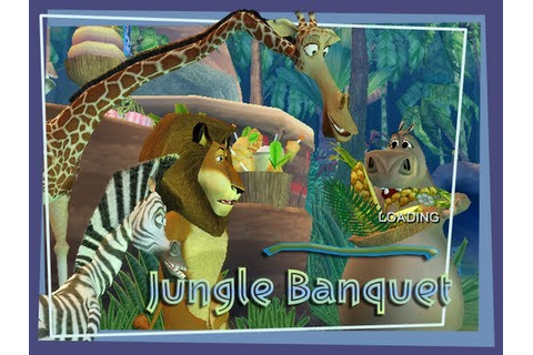 Madagascar: The Game (PC) - Level 7 - Jungle Banquet - YouTube
