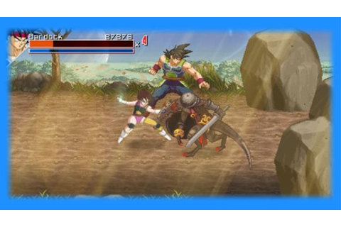 Dragon Ball Z: Attack of Saiyans - Openbor Download | GO ...