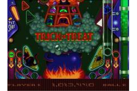 Psycho Pinball Download (1995 Arcade action Game)