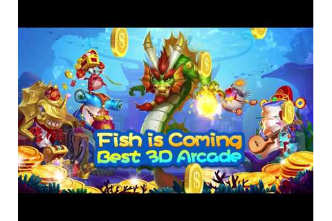 Fish is Coming: Best 3D Arcade - Apps on Google Play
