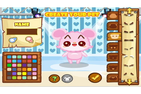 Daily Pet City / Dress up your cute Pet - Games for Kids ...