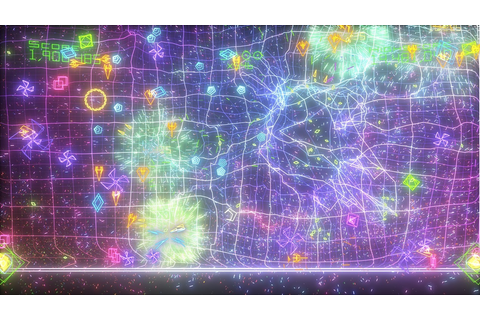 Geometry Wars: Retro Evolved 2 and Geometry Wars 3 ...