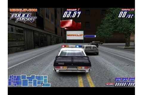 Police Pursuit 2 Android HD Games - Police Burglar Games ...