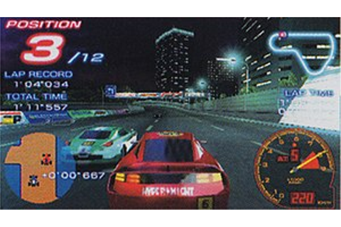 Ridge Racer 2 (2006 video game) - Wikipedia