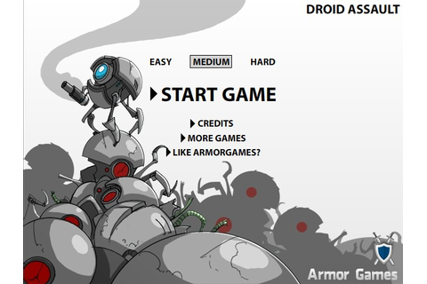 Droid Assault Hacked (Cheats) - Hacked Free Games