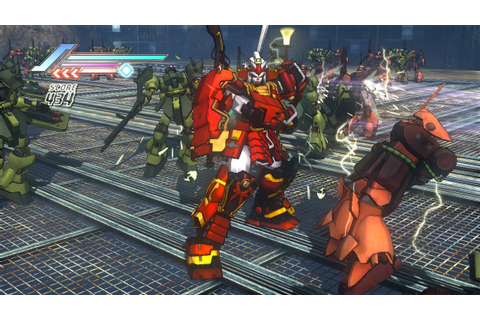 [PS3] Dynasty Warriors: Gundam 3 ~ Hiero's ISO Games ...