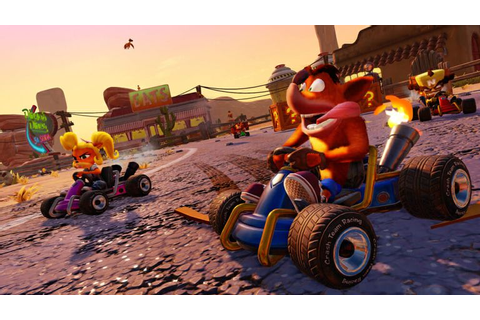 Crash Tag Team Racing Cheats for PlayStation 2