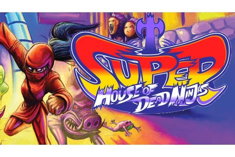 Super House of Dead Ninjas - Fast Paced Indie Game - Let's ...