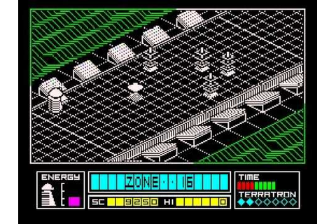 Alien Highway Walkthrough, ZX Spectrum - YouTube