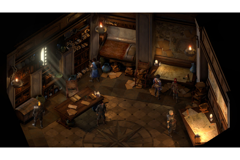 Pillars of Eternity II: Deadfire | macgamestore.com