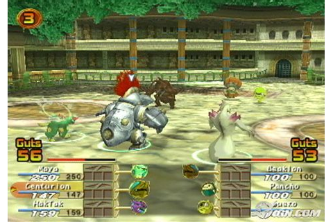 Monster Rancher Evo PS2 ISO – PPSSPP PS2 APK Android Games ...