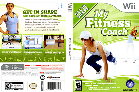 RFKE41 - My Fitness Coach