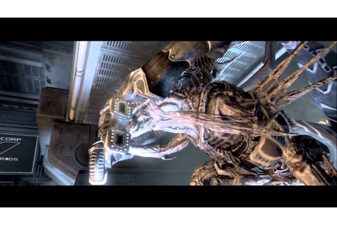 Aliens Vs Predator Playthrough w/ Commentary Xenomorph ...