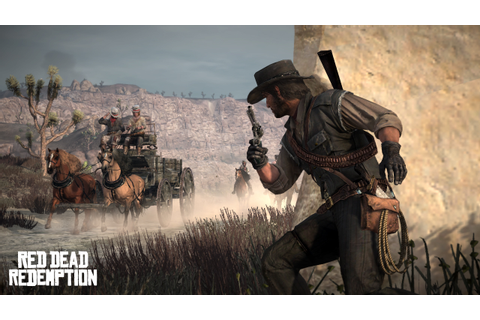Game Art & Design: Red Dead Redemption - TheArtHunters