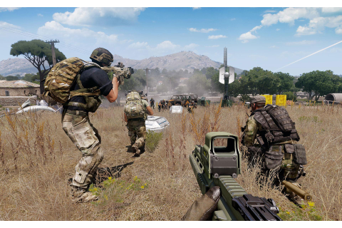 Is Project Argo basically casual Arma 3? | VG247