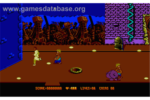 Cool World - Atari ST - Games Database