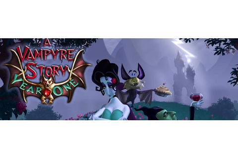 A Vampyre Story: Year One - PC - Digital Games