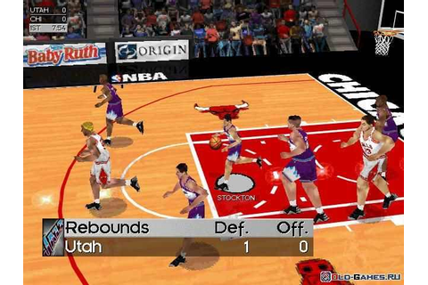 NBA Live 98 Download Free Full Game | Speed-New