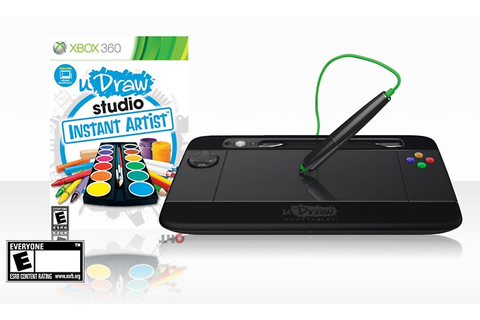 uDraw Gametablet w/uDraw Studio Instant Artist Xbox 360 game