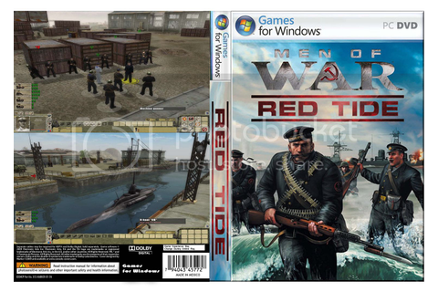 Men of War : Red Tide Full Game with Crack ~ blog jeux france