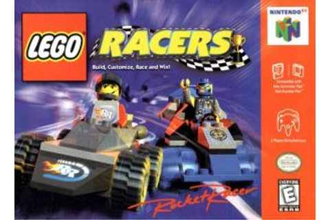 Lego Racers (video game) - Wikipedia