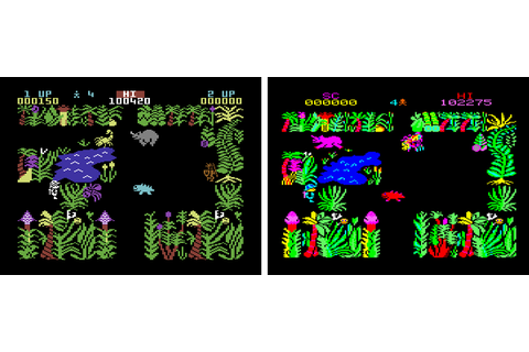 My all time favourite video games: Sabre Wulf - Sinclair ...
